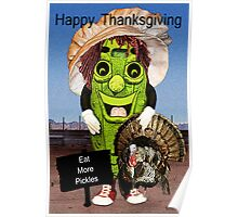 Happy Thanksgiving with Dolly Dill includes Greeting Poster