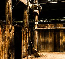 Mandalay Woolshed by Candice84