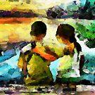 Best Friends by DiNovici