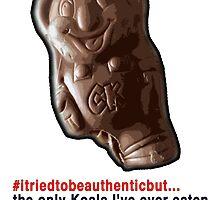 #itriedtobeauthenticbut...the only Koala I've eaten is a Caramello. by KISSmyBLAKarts