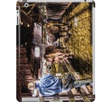 Behind the Scenes - Photo Painting iPad Case/Skin