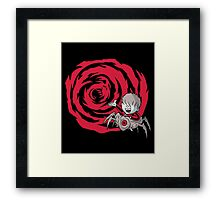 COME AND GET ME, LOSER! Framed Print