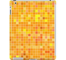 Orange Mosaic [iPhone / iPad / iPod Case] iPad Case/Skin