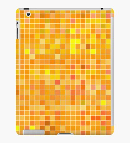 Orange Mosaic [iPhone / iPad / iPod Case] iPad Case/Skin