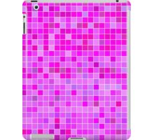 Pink Mosaic [iPhone / iPad / iPod Case] iPad Case/Skin