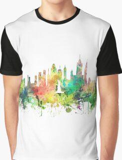 New York City, New York skyline SP Graphic T-Shirt