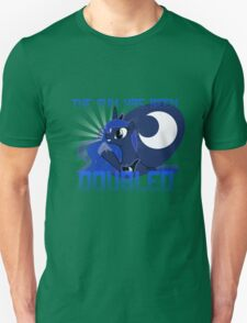 "Princess Luna ""The Fun Has Been Doubled"" Unisex T-Shirt"