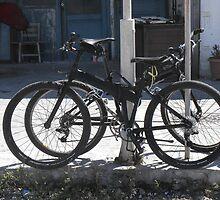 Greek Island Samos cycling #photography by SlavicaB