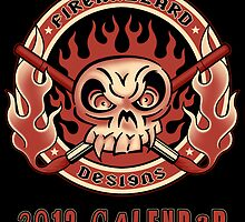 Firehazzard Designs 2013 Calendar by firehazzard
