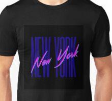 Retro 80s New York City, NY Unisex T-Shirt