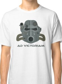 Brotherhood of Steel T-45 Helmet Classic T-Shirt
