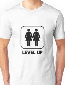 Level Up Girls Unisex T-Shirt