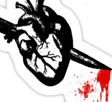 I heart you Sticker
