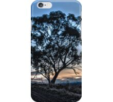 Evenings Last Light HDR iPhone Case/Skin