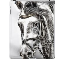 Wild nature - horse #2 iPad Case/Skin