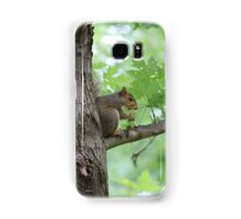 squirrel on the tree Samsung Galaxy Case/Skin