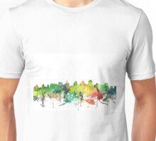 San Diego, California Skyline SP Unisex T-Shirt