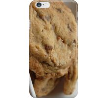 Chocolate Chip Cookie iPhone Case/Skin