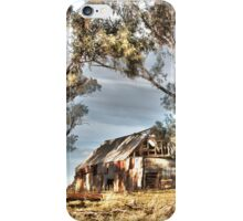 Cassilis Shack - Warm HDR iPhone Case/Skin
