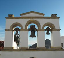 Greek Island Church bells 2 by SlavicaB