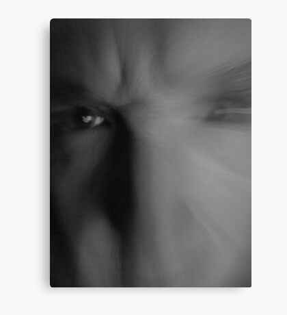 Blur of Emotion Canvas Print