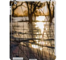 Menindee Sunset 1 iPad Case/Skin