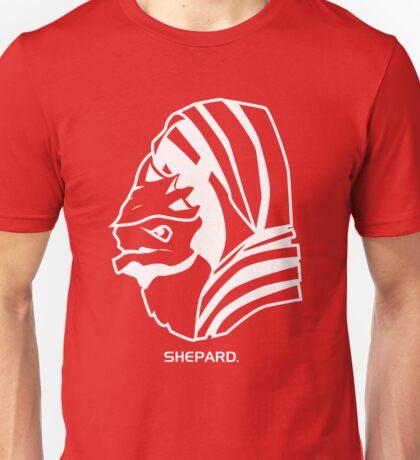 Wrex. Shepard. Unisex T-Shirt