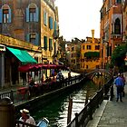 Venice  by Jeannie  Mazur