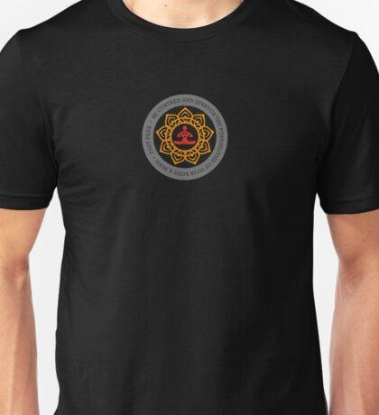 Gym Wear for Yoga and Meditation Unisex T-Shirt