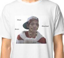 TAEHYUNG/V CRYING JIMIN - KPOP - HUMOUR Classic T-Shirt