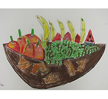 Andrew Pemberton 'Fruit Bowl' Photographic Print