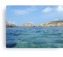 Beautiful Greek Islands 1 Canvas Print
