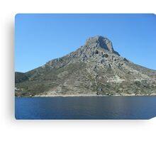 Beautiful Greek Islands 4 Canvas Print