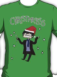 A Very Sherlock Christmas T-Shirt
