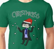 A Very Sherlock Christmas Unisex T-Shirt