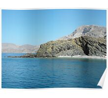 Beautiful Greek Islands 5 Poster