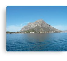 Beautiful Greek Islands 6 #photography Canvas Print