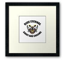 Desert Warrior Framed Print