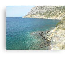 Beautiful Greek Islands 7 Canvas Print