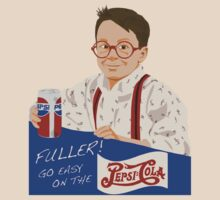 "Home Alone - ""Fuller Go Easy on the Pepsi!"" by Alex Kittle"