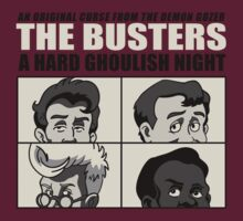 The Busters by joshmirm