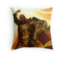Ganondorf Throw Pillow