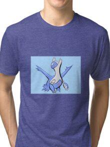 Pastel Latios  Tri-blend T-Shirt