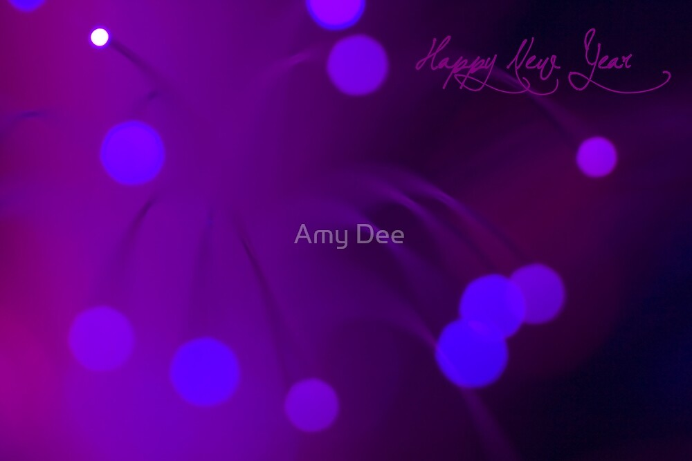 Happy New Year by Amy Dee
