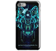 Digital Wolf iPhone Case/Skin