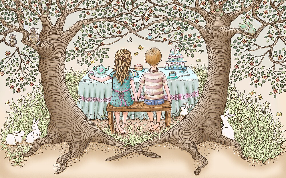 tea for two by vian