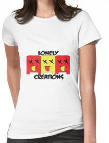 Lonely Creations Womens Fitted T-Shirt