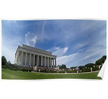 Lincoln Memorial, Washington D.C Poster
