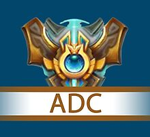 ADC Badge by ozencyasin