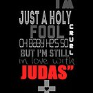 Judas Lyrics by GirlsnGuns